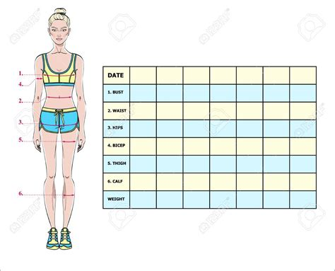 weight loss charts 9 free pdf psd documents download free