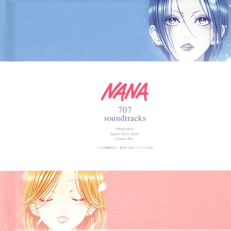 7 Best Soundtracks by Nana Soundtracks 707 7to8 Y The Best Collection S P A