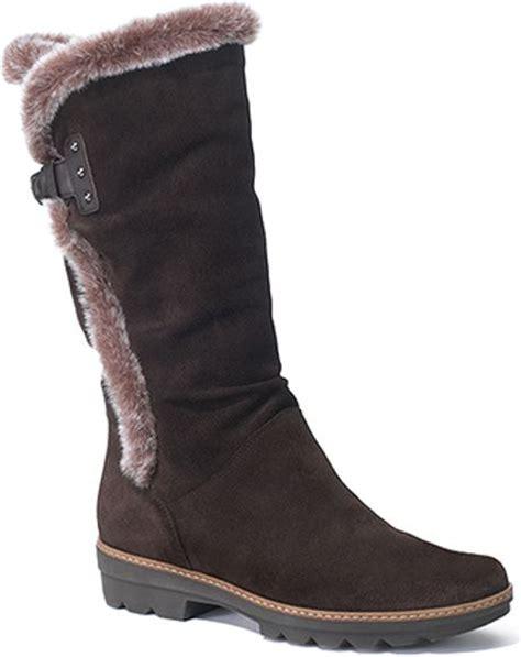 aquatalia by marvin k kenzie brown suede boot in