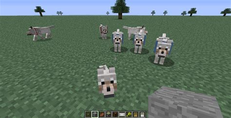 image minecraft wolf family png minecraft wiki