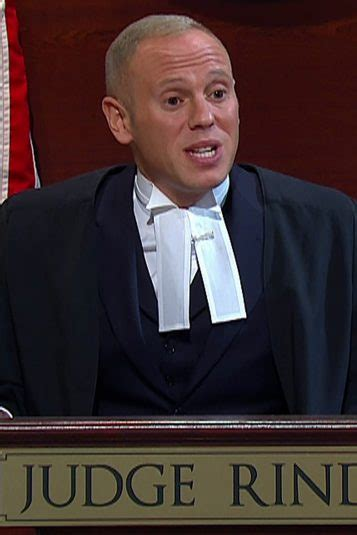 judge rinder latest celebrity to be confirmed for strictly strictly come dancing confirms judge rinder as the latest