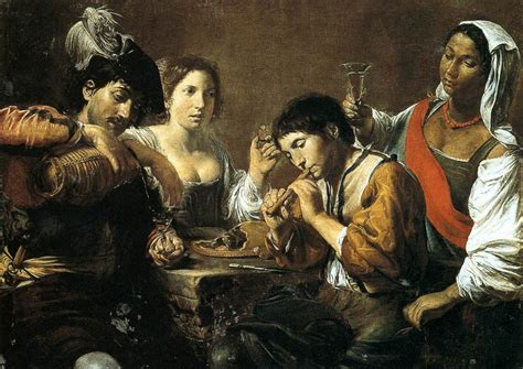 libro valentin de boulogne beyond art history news first exhibition devoted to valentin de boulogne the greatest french follower