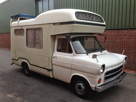 ford transit rv used rvs 1977 ford transit mk1 cer motorhome for sale