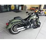 2012 Harley Davidson FLSTFB Softail Fat Boy Lo For Sale On