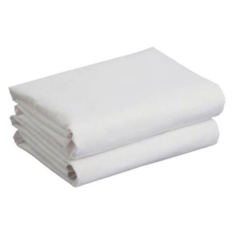 Cot Bed Mattress Fitted Sheets by Buy 2 Pack Cot Bed Jersey Fitted Sheets White 70cm X