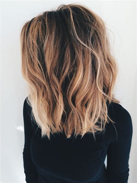 straight sholder length ombre hair 6 tips to ombre your hair and 29 exles styleoholic
