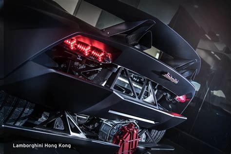 Lamborghini Sesto Elemento Engine 1 Of 20 Lamborghini Sesto Elemento Delivered In Hong Kong