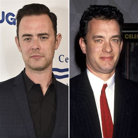Hanks Tom Hanks by See 10 Dads At The Same Age As Their Lookalike