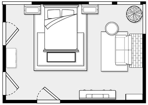 bedroom floor plan master bedroom floor plans 17 best 1000 ideas about master bedroom layout on closet