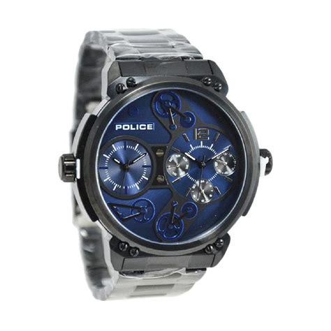 Jam Tangan Rm Tengkorak 03 Hitam jual 14693jsb 03m jam tangan pria hitam biru harga kualitas terjamin