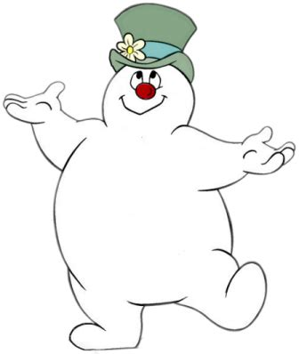 dancing snowman coloring page 1st day of christmas my dancing snowman bread n molasses