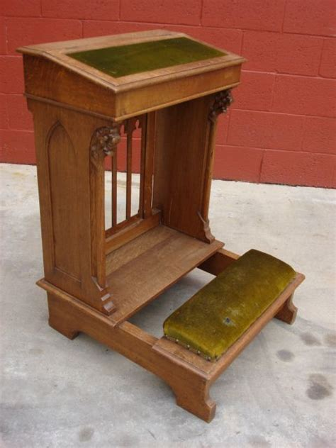 prayer bench for home pin by daniel kinley on high church stuff pinterest