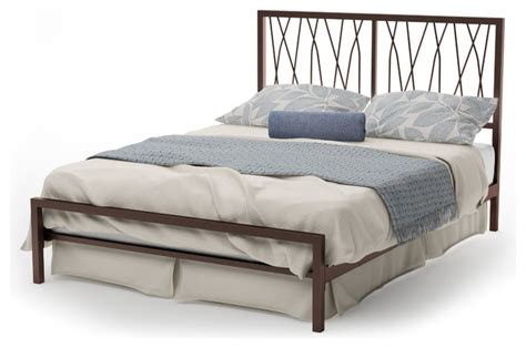amisco size metal headboard footboard 54