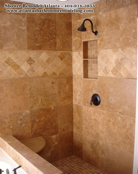 travertine tile bathroom ideas 1000 ideas about travertine shower on