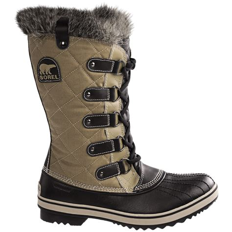 Sorel Tofino Cate Quilted Boot by Sorel Tofino Cate Pac Boots For 6933d