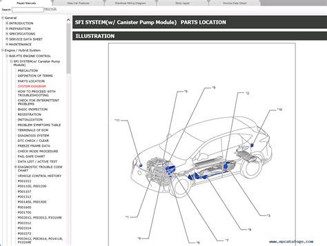 service manuals schematics 2012 lexus es security system lexus nx200 nx200t repair manual pdf
