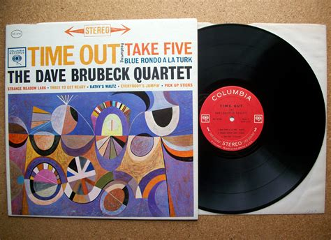 Piringan Hitam Vinyl Dave Brubeck And sinister vinyl collection the dave brubeck quartet time out 1959 sinister salad musikal s