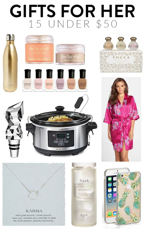 gift ideas for her gift ideas for her to fit every budget new for 2016