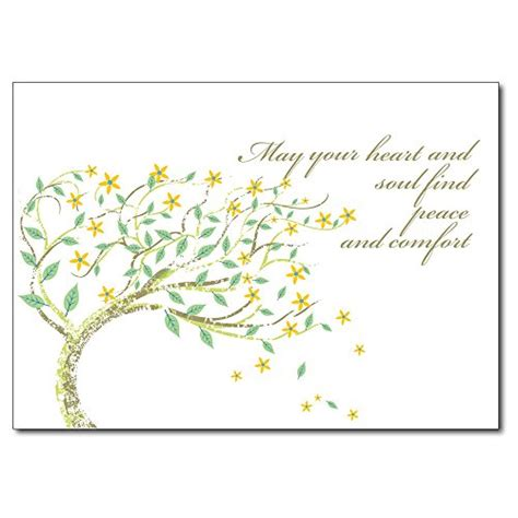 Funeral Greeting Card Template by Sympathy Card Template 17 Free Sle Exle Format 5