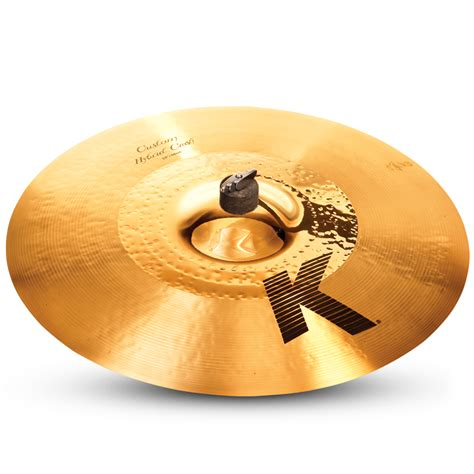 Handmade Cymbals - zildjian k custom crash cymbals elevated audio