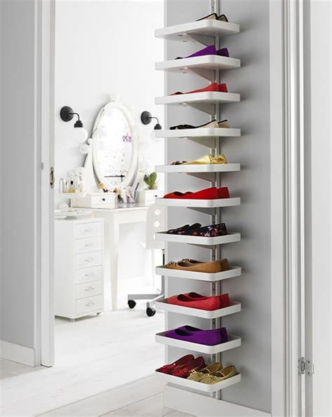 shoe storage wall unit the world s catalog of ideas