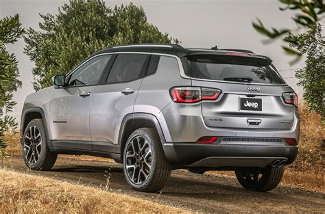 2018 jeep compass release date price specs mpg