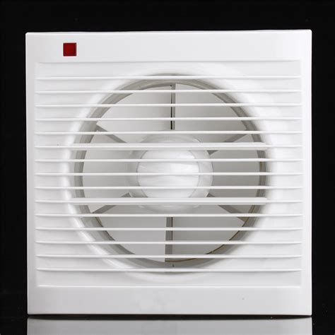 wall exhaust fan bathroom 6 inch mini wall window exhaust fan bathroom kitchen