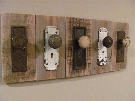 door knob coat rack for the home