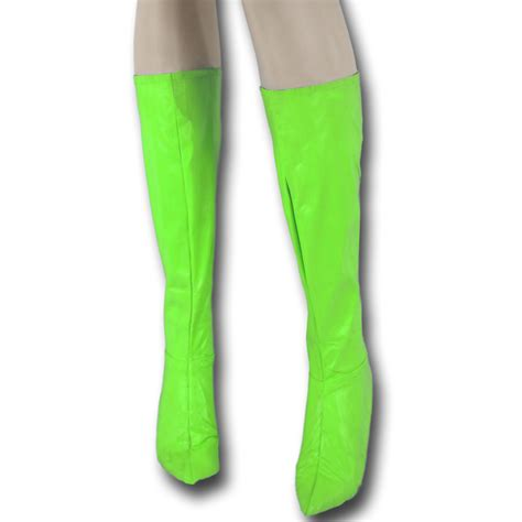 knee high vinyl boot covers more colors