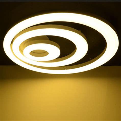 Lu Led Ceiling remote living room bedroom modern led ceiling