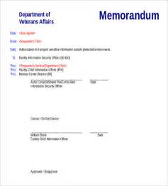 Blank Memo Template by Blank Memo Template 7 Free Word Pdf Documents