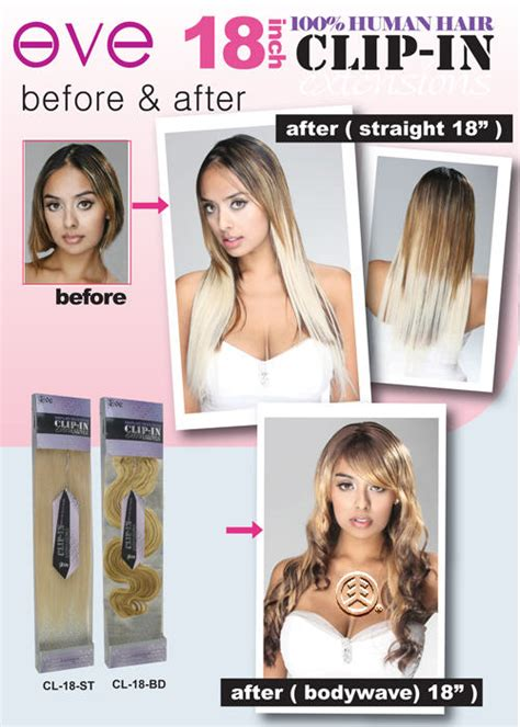 hair styliest eve eve 100 human hair salon clip in extensions