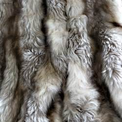 King White Comforter Best Home 58x84 Large Wild Faux Fur Throw