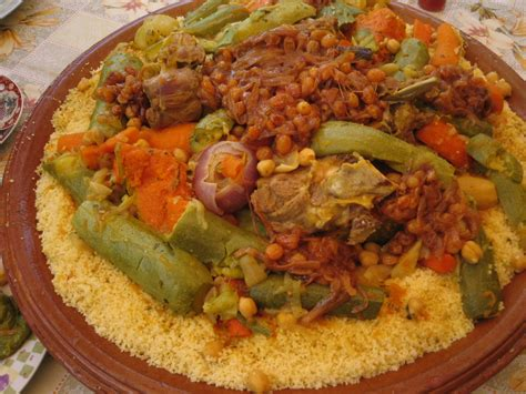 cuisiner couscous cuisine marocaine