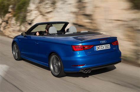 Audi A3 Cabriolet Price by 2014 Audi A3 Cabriolet Uk Prices And Specs