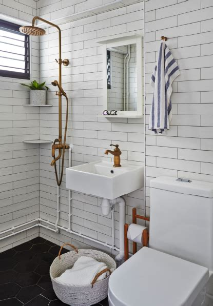 Bathroom Design Ideas Small Space 18 Scandinavian Style Hdb Flats And Condos To Inspire You