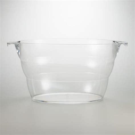 clear bathtub clear acrylic party tub world market