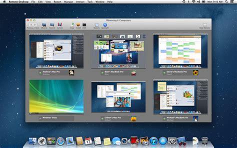 apple remote desktop apple remote desktop mac informer screenshots