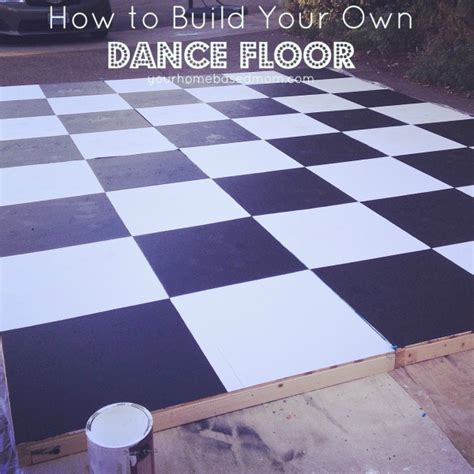 how to build a dance floor tents dancing and barn