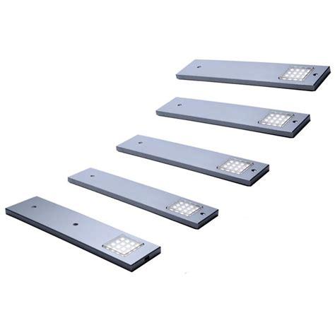 küchenleuchte led unterbauleuchte 1er 5er set k 252 chenleuchte sensor
