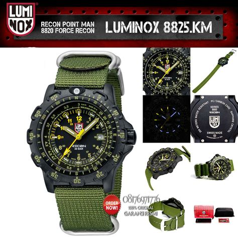 Jual Jam Tangan Luminox Original jam tangan luminox 8825km original