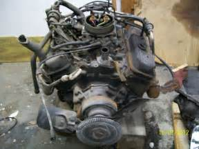 Chevrolet 4 3l V6 Engine Chevy 4 3l Tbi V 6 Rebuilt Engine 0 Ebay