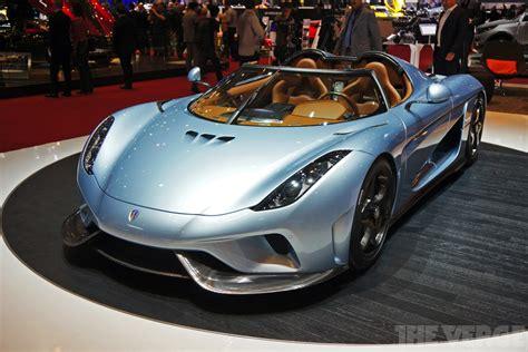 fast furious koenigsegg the fast furious and futuristic cars of the geneva motor
