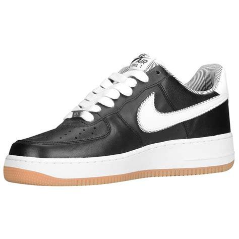 air 1 mens shoes original nike sportswear air 1 low black white black