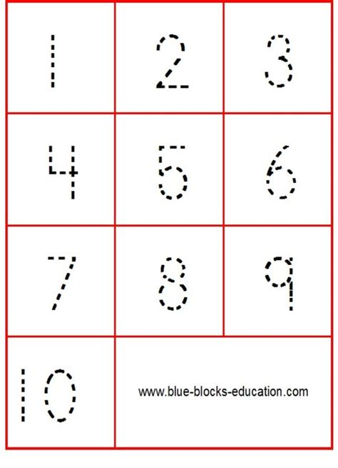 free printable tracing numbers 1 10 worksheets best photos of tracing numbers 1 10 counting numbers 1