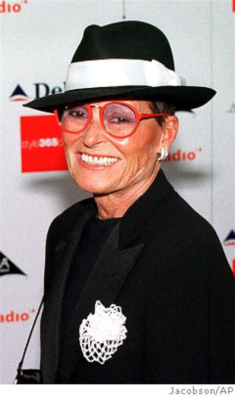 Fashion Designer Liz Claiborne Dies by Liz Claiborne Launched Fashion Firm In 1976 And By