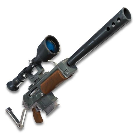 fortnite zapatron sniper automatic sniper fortnite wiki