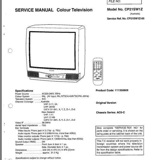 Remote Universal Tv Tabungcrt Untuk Semua Tv Cina Sanyo Dll skema tv sanyo crt atau tabung pdf
