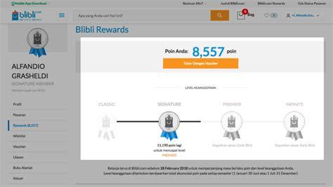 blibli reward blibli com rewards pusat bantuan