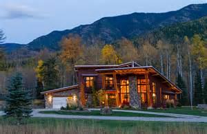 mountain modern meadows elk river mountain homes 10 modern mountain home plans ideas house plans 71505